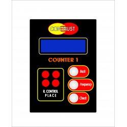 Contrust Counter 1 Frequency meter and code tester remote control programer προγραμματιστης, μετρητής συχνότητας και ελεγκτής κωδικοποίησης τηλεχειριστηρίων,τηλεκοντρολ γκαραζοπορτας