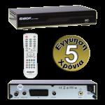 Ψηφιακός επίγειος αποκωδικοποιητής δέκτης EDISION MINI-TRITON MPEG4 SD