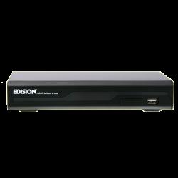 Ψηφιακός επίγειος αποκωδικοποιητής δέκτης EDISION MINI-TRITON MPEG4 + HD