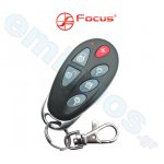 PB-403R remote control FOCUS Ασύρματο τηλεχειριστήριο με κουμπί πανικού τηλεχειρισμός για συναγερμούς και κεντρικές μονάδες της FOCUS