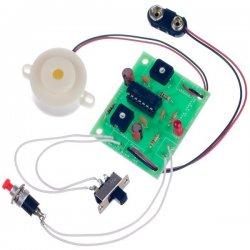 2104 Kitronik Timer Project Kit εκπαιδευτικό οικονομικό ηλεκτρονικό κιτ μάθησης και ψυχαγωγίας