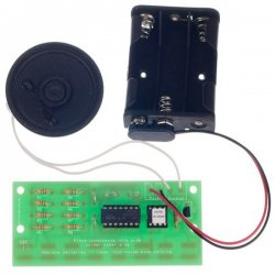 2105 Kitronik Xylophone Project Kit εκπαιδευτικό ηλεκτρονικό κιτ χόμπι εκπαιδευτική κατασκευή