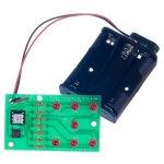 2109 Kitronik Dice Project Kit ηλεκτρονικό ζάρι κιτ εκπαίδευσης εφαρμογής και ψυχαγωγίας