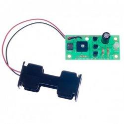 2111 Kitronik Easy Build Timer Project Kit εκπαιδευτικό κιτ ηλεκτρονικού χρονοδιακόπτη για χόμπι, εκπαιδευτικές κατασκευές