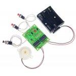 2116 KItronik Quiz Buzzer Project Kit οικονομικό εκπαιδευτικό κιτ βομβητή με led εκπαιδευτικές κατασκευές