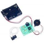 2122 Kitronik Programmable Music Box Kit εκπαιδευτικό οικονομικό ηλεκτρονικό κιτ μάθησης και ψυχαγωγίας