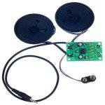 2136 Kitronik Stereo Amplifier Pre-built οικονομικό εκπαιδευτικό κιτ ενισχυτή για εκπαιδευτικές κατασκευές