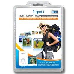 GT-120 της Mobile Action Travel & Sports Logger USB Αδιάβροχος δέκτης GPS tracker αξιόπιστη συσκευή εντοπισμού θέσης με εντοπισμό στίγματος