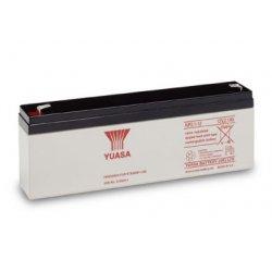 NP2.3-12 Yuasa επαναφορτιζόμενη μπαταρία μολύβδου VRLA 12Volt 2.3Ah με μεγάλη διάρκεια ζωής για συστήματα ασφαλείας συναγερμούς