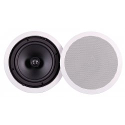 PS-02 της Pro.fi.con Sound Μεγάφωνο δύο δρόμων χωνευτό για ψευδοροφές υψηλής ποιότητας coaxial 2 way 40 Watt 8 Ohm