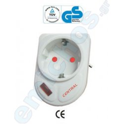 Central 91-71-300 Προστατευτικό ασφαλείας υπέρτασης ρεύματος μπρίζας αντικεραυνικό