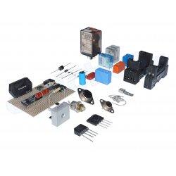 Ηλεκτρονικά Εξαρτήματα ΚΙΤ components ηλεκτροβιομηχανικά αυτοματισμός πλακέτες transistors ολοκληρωμένα αντιστάσεις πυκνωτές IC δίοδοι Ηλεκτρονικές Επιγραφές