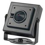 DMD109 Diamond κάμερα μικρή MINI έγχρωμη CCTV παρακολούθησης 25mm X 25mm  PINHOLE LENS 1/3 Super HAD CCDII Sony 650TVL COLOUR / 700TVL BLACK DWDR OSD DNR εσωτερικής ασφάλειας