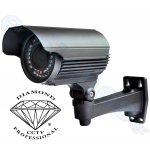 DMD111 της Diamond εξωτερική κάμερα IR CCTV varifocal 2M PIXELS παρακολούθησης εξωτερικού χώρου με Sony EXview HAD Effio-e  CCD 700TVL για περιμετρική ασφάλεια