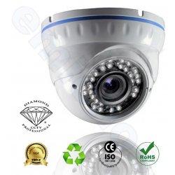DMD116 της Diamond IR εσωτερική κάμερα Dome Οροφής για εσωτερική χρήση αντιβανδαλιστική Varifocal 2 mega pixel για ασφαλεια και προστασία με Sony EXview HADII CCD 700TVL