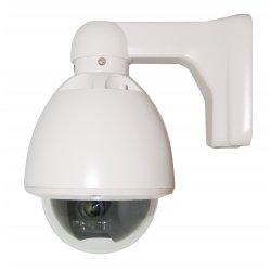 DMD132 Diamond μίνι speed dome PTZ ICR κάμερα παρακολούθησης εξωτερικού χώρου αντιβανδαλιστική με οπτικό ζουμ 12Χ με 1/3 Super HAD CCD II SONY effio e για περιμετρική ασφάλεια