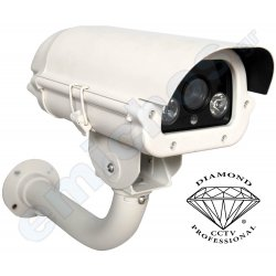 DMD137 0115 DIAMOND αδιάβροχη επαγγελματική έγχρωμη κάμερα μεγάλων αποστάσεων 1/3 SONY CMOS sensor 1.4MP 720p ip66 1000 TVL με φακό varifocal HD 2MP για περιμετρική προστασία και ασφαλεια
