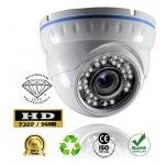 DMD172 Diamond οικονομική AHD αντιβανδαλιστική dome ir κάμερα CMOS αισθητήρας 1.0mp 720p οροφής εσωτερικού χώρου με φακό 3,6mm ir-cut για προστασίας και ασφάλειας