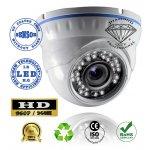 DMD200 Diamond AHD dome κάμερα εσωτερικού χώρου 1/3 SONY 1.3mp CMOS  960p 960h αισθητήρας φακό 3.6mm 2mp με ir-cut 3DNR Sense up προστασίας και ασφάλειας