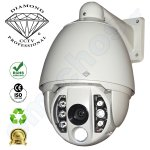 DMD133 0115 Diamond PTZ speed dome κάμερα varifocal 2Mpix εξωτ. χώρου Sony Super Had CCD II +960Η 120m IP66