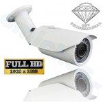 DMD-156 της Diamond Full HD IP Κάμερα εξωτερικού χώρου με IR LED 40 μέτρων 1/3 Sony CMOS 2.4 mega pixel 1080p 25fps Varifocal IP66 αδιάβροχη