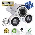 DMD173 Diamond AHD ir επαγγελματική κάμερα εξωτερικού χώρου μεγάλων αποστάσεων 1/3 CMOS αισθητήρα 2.1mp 960h 1080p ir-cut 3DNR Sense up