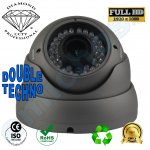 DMD179 Diamond AHD ir dome κάμερα εσωτερικού χώρου 1/3 CMOS αισθητήρα 2.1mp 960h 1080p varifocal ir-cut 3DNR Sense up