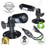 DMD185 Diamond κάμερα μικρή MINI CCTV bullet παρακολούθησης  PINHOLE LENS 1/3 Super HAD CCDII Sony 650TVL COLOUR / 700TVL BLACK DWDR OSD DNR εσωτερικής ασφάλειας