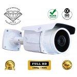 DMD210 Diamond high definition επαγγελματική εξωτερική κάμερα μεγάλων αποστάσεων ποιότητας HD 1080p εξωτερικού χώρου, με υπέρυθρα ir νυχτερινής παρακολούθησης ασφάλειας και προστασίας