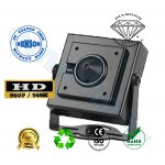 DMD199 Diamond AHD spy κάμερα εσωτερικού χώρου 1/3 SONY 1.3mp CMOS  960p 960h αισθητήρας φακό 3.6mm 2mp με ir-cut 3DNR Sense up προστασίας και ασφάλειας