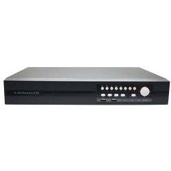 DMD91208 Επαγγελματικό Καταγραφικό 8 καμερων DVR 8ch CCTV D1 Hexaplex  Η264 8 καναλιών  2 Hard Disk για περιμετρικη προστασια και ασφαλεια