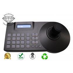 DMD130 Ενσύρματο joystick χειριστήριο για PTZ κάμερες της Diamond