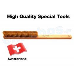 Brush-0 βούρτσα καθαρισμού πλακετών και ευαίσθητων ηλεκτρονικών επιφανειών