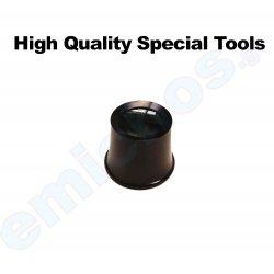 Magnifier-03 λούπα μεγεθυντικός φακός ματιού μεγέθυνση x20