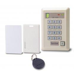 LK1031 Garrison Σύστημα Ελεγχου Προσβασης Εισόδου Αυτόνομο με ηλεκτρονικό ψηφιακό πληκτρολόγιο και σύστημα MIFARE RFID με κάρτες key tag access control κλειδαριά