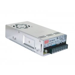 SP-200-12 της Mean Well τροφοδοτικό Switching 12V 16.7A 200W με υψηλή προστασία