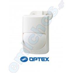 OPTEX RXC-ST ενσύρματος ανιχνευτής κίνησης υπερύθρων PIR τεχνολογίας digital quad zone logic με απλή βάση στήριξης 3axis
