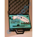 Comforce Protorq της Schroeder μηχανική χειρολαβή με καστάνια υψηλής ακριβείας και σετ από μύτες και καρυδάκια